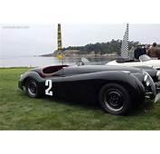 1950 Jaguar XK 120 Image