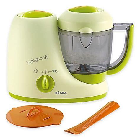 Food Processor Babycook by Beaba 174 Babycook Baby Food Maker In Sorbet Bed Bath Beyond