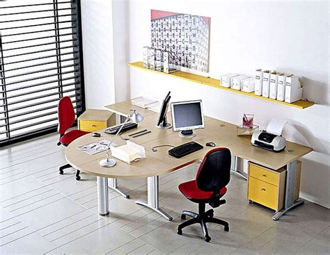 Small Office Desk Furniture Creative Small Office Furniture Ideas As Mood Booster