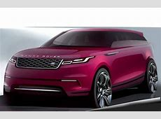 Land Rover to launch new Road Rover model in 2019 ... Range Rover Evoque