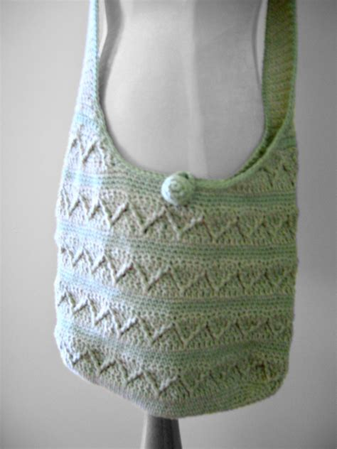 crochet bag japanese pattern crocheted shoulder bag japanese pattern