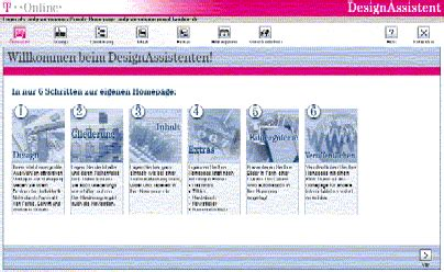 homepage mit eigener domain homepages fix selberbasteln