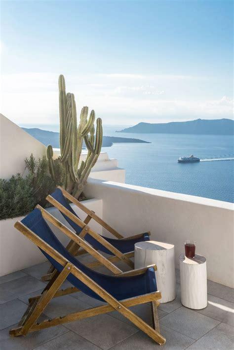 porto fira suites en blanc et bleu porto fira suites 224 santorin
