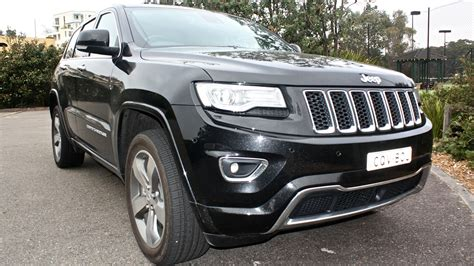 overland jeep cherokee jeep grand cherokee overland long term review one