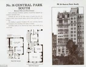 new york apartments floor plans rooftop farm for convenience of residents vintage ads