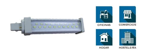 Lu Downlight Plc b led productos industrias saludes
