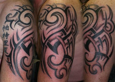 tribal word tattoos custom tatoo tribal images