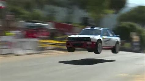 bmw 440 hp e30 m3 does hill climb with screaming 440 hp e46 m3 engine