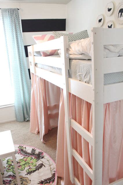 bottom bunk curtains best 20 loft bed curtains ideas on pinterest
