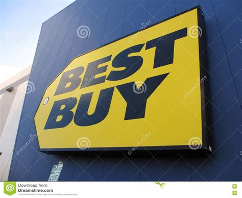 hawaii s finest in stock cabinets honolulu hi best buy store sign editorial stock photo image 76626773