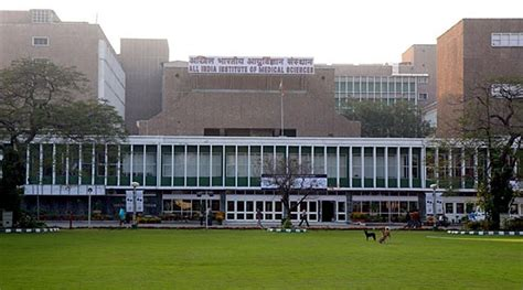 Mba In Hospital Management In Aiims by All India Institute Of Sciences Aiims New