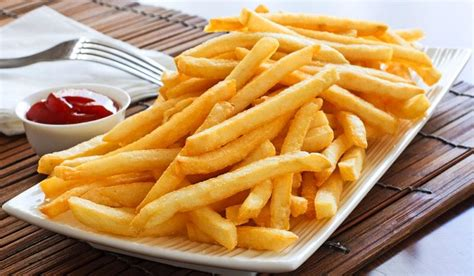 Fried Fries fries sakina halal grill