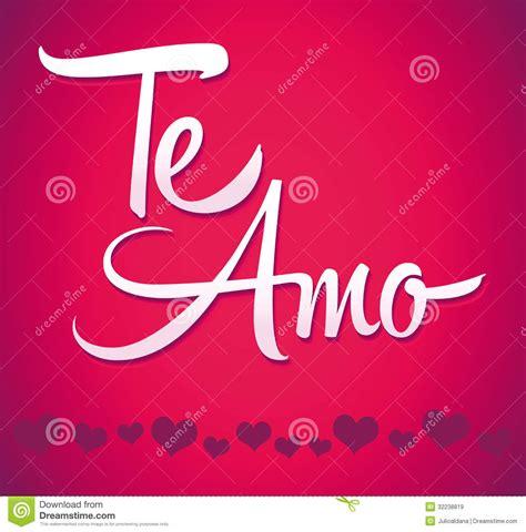 imagenes de i love you en cursiva te amo amor espa 241 ol usted letras caligraf 237 a