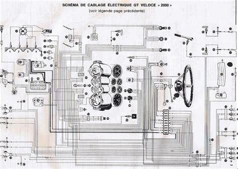 Tableau Electrique 4 Rangées 1988 by Renaissance D Un Coup 233 Alfa Bertone 2000 Gtv Page 18