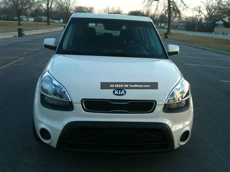 Kia Soul 6 Speed Manual 2013 Kia Soul Almost Drive Great 6 Speed Manual