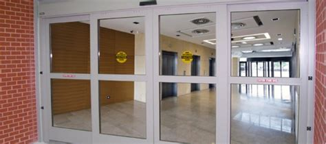 Stanley Automatic Sliding Glass Doors Dura Shield Ballistic Blast Resistant Automatic Sliding Door System Stanley Access