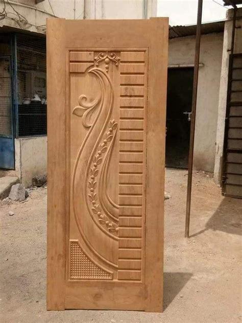 detail carving front door design wood wooden main door