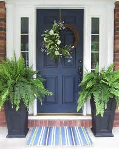 front door color ideas 25 best ideas about colored front doors on