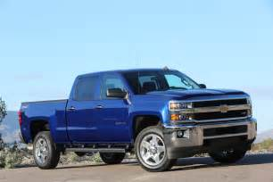 2016 chevrolet silverado hd gm authority