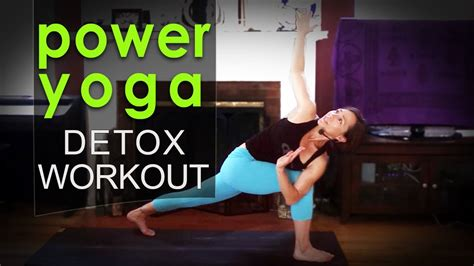The Detox Power by Workout Top 10 Beginner Poses Classes