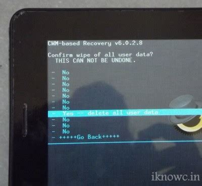 reset android jelly bean tablet how to factory hard reset your android phone tablet