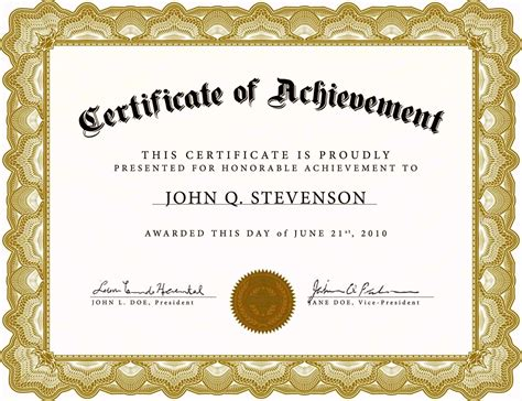 free editable certificates templates free editable certificate templates template update234