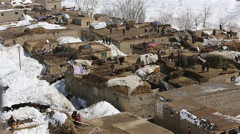 afghan news afghan avalanches toll rises above 260 sbs news