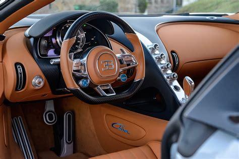 bugatti chiron interior 2017 bugatti chiron review