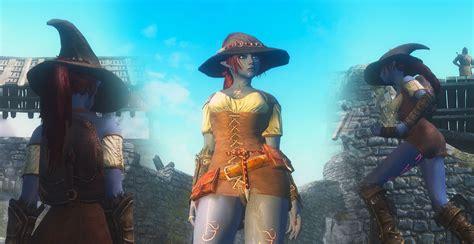 skyrim triss armor mod shredded triss armor at skyrim nexus mods and community