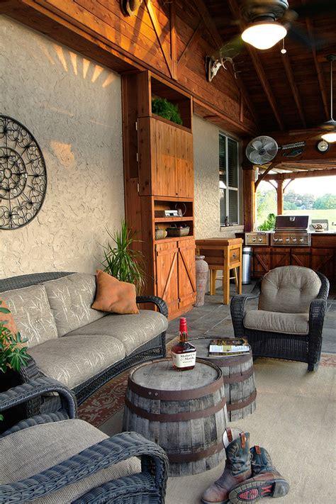 incredible rustic patio designs    backyard