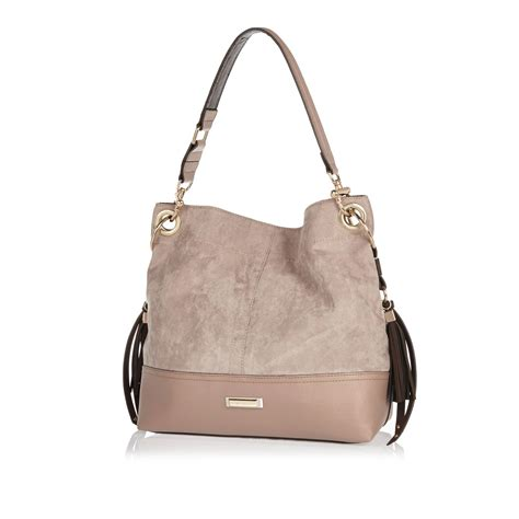 Leather Slouchy Satchel From Topshop by Slouchy Leather Shoulder Bag Topshop Burke Leather Totes