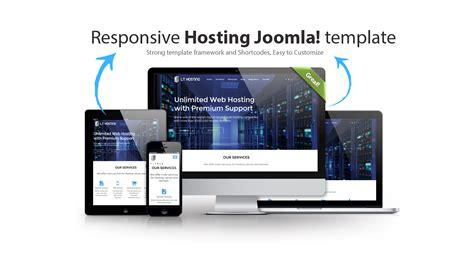L Server Hosting by Lt Hosting Responsive Server Web Hosting Joomla Template Themesnap