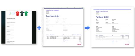 docs form templates use form publisher with new sheets docs