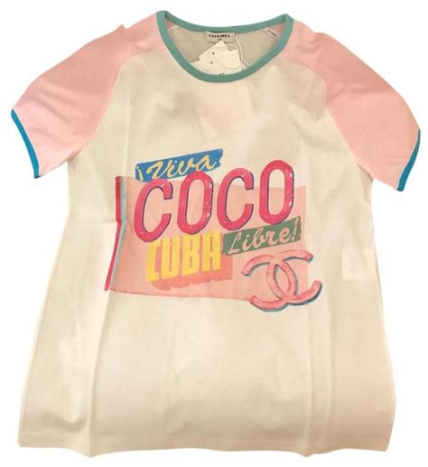 Coco T Shirt by Runway 2017 Coco Cuba Pink Sleeves T Shirt Pink