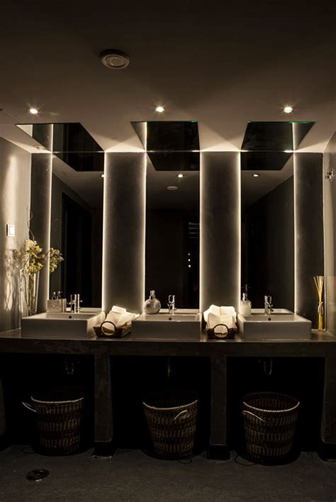 Bathroom Vanity Lighting Design by Seductive Bathroom Vanity With Lights Design Ideas