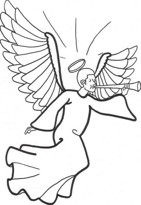 coloring pages of angels with wings angel wings coloring pages coloring home