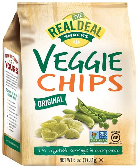 The Real Giveaways - the real deal snacks veggie chips giveaway the jewish lady