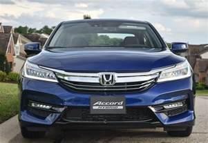 review 2017 honda accord hybrid 95 octane