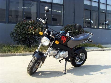 125ccm Motorrad Test by Skyteam Pbr 125 Mini Motorrad Mit 125ccm Skyteam