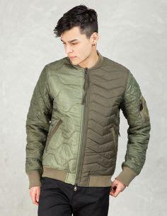 Jaket Eiger Bomber 1989 Olive Black jacket maharishi maharishi bomber jacket outerwear coats bomber jackets and