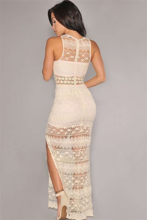 Crochet Evening Gown crochet evening dresses boutique prom dresses
