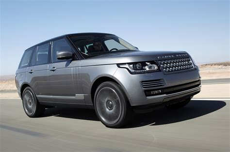 range rover silver 2015 official 2015 range rover autobiography and sport gtspirit