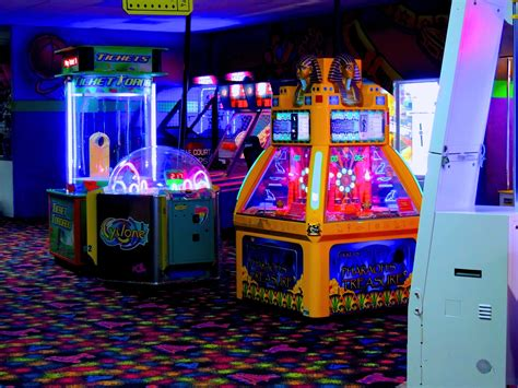 Arcade Rooms by Arcade And Stuff Shop
