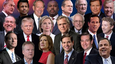 presidential election candidates list 2016 presidential debates fast facts cnn com