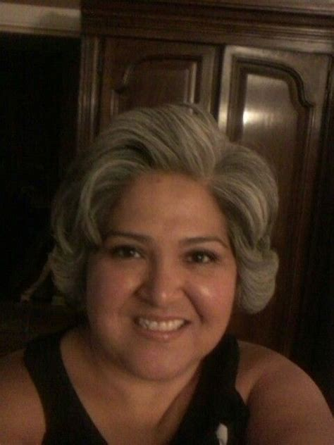 young latinas with grey hair for latinas to go grey for latinas to go grey 1000 images