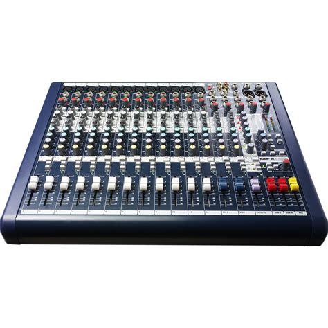 Mixer Audio Soundcraft soundcraft mfx12 12 channel mixer music123