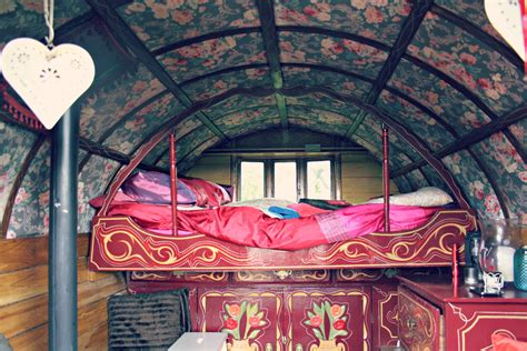 Little House Interiors Gypsy Caravan Holiday A Magical Time In The Lakes