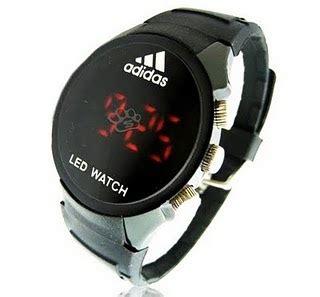 Dkny Bulat Kulit jual jam tangan wanita pria kw 1 kw adidas sporty