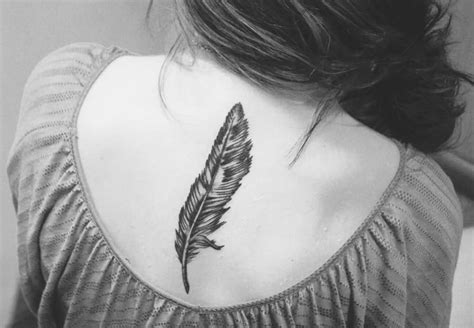 30 wonderful owl feather tattoo ideas amp designs
