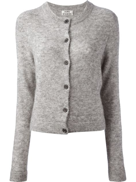 Cardigan Cardigan Grey grey cardigan womens sweater